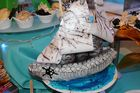 Lustiger Kuchen