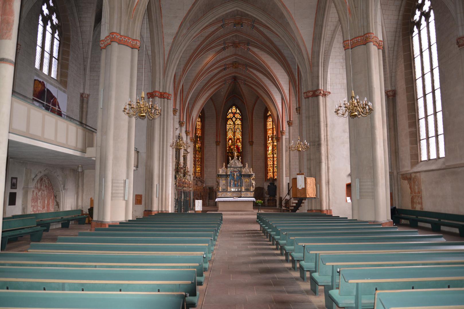 Luth. Pfarrkirche St. Marien
