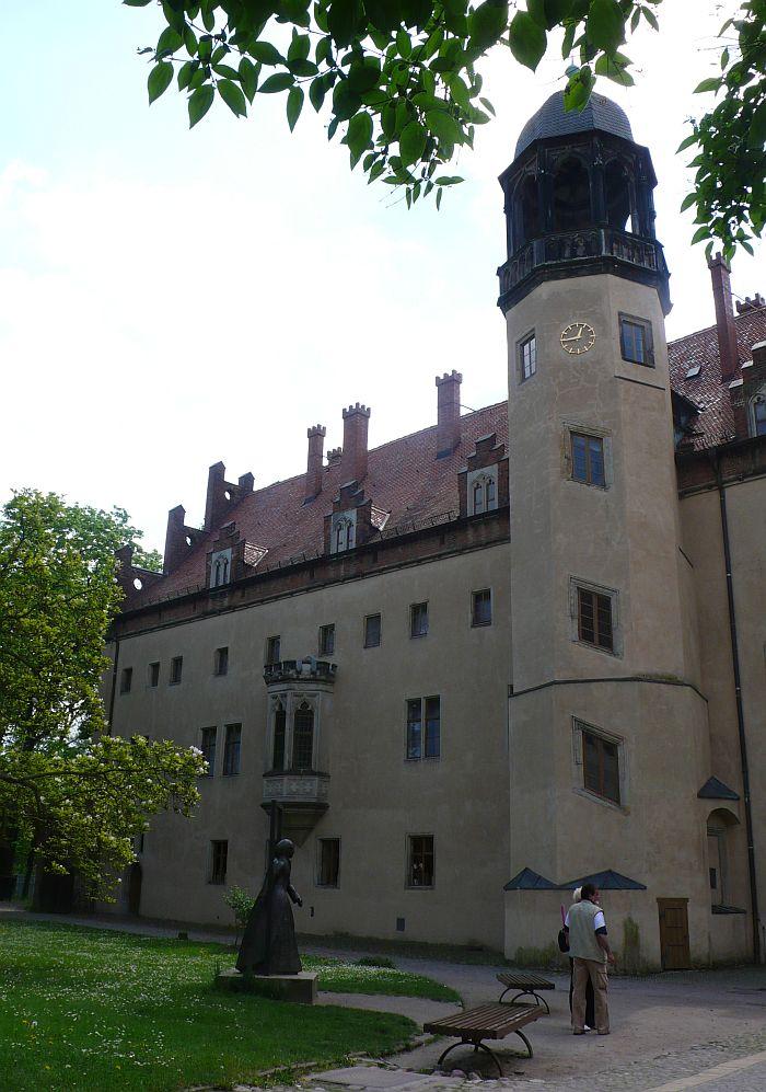Lutherhaus Wittenberg renoviert
