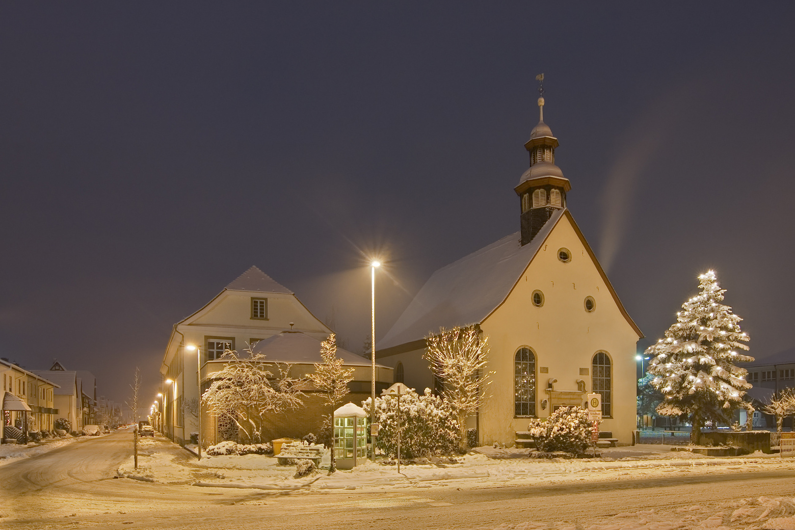Lutherkirche Haßloch (Pfalz)