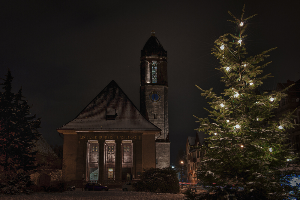 Lutherkirche in Worms