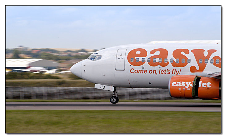 Luton Airport #02 - Reverse Thrust - Reload