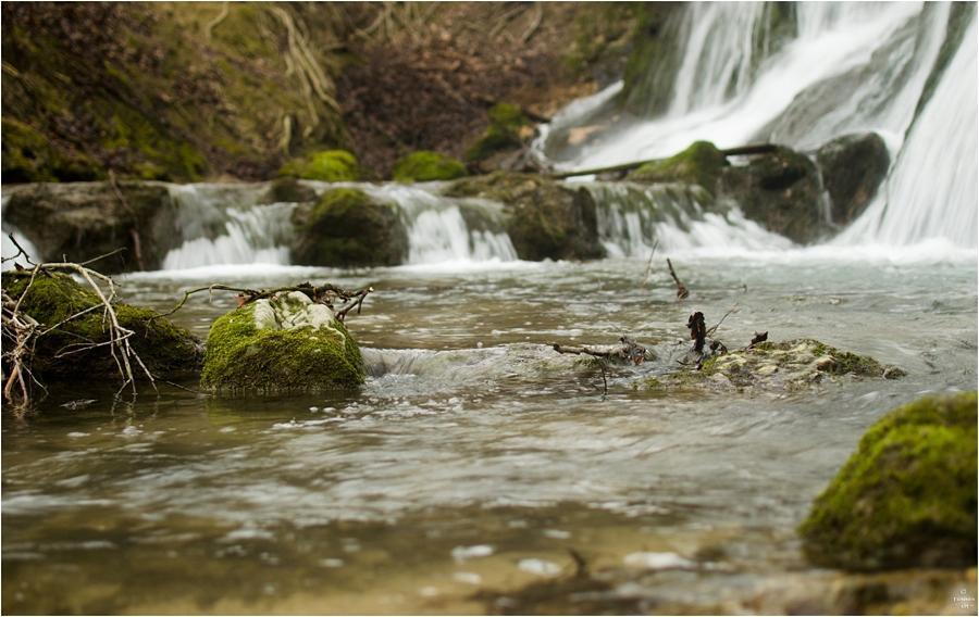 Lutterwasserfall Ausläufer
