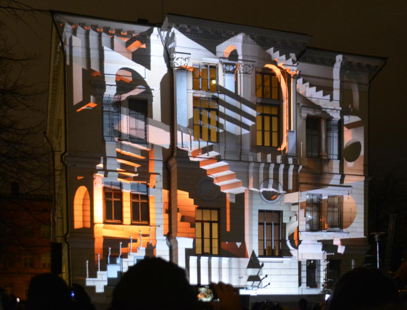 Lux Helsinki 2018, Design museum
