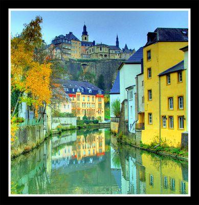 Luxembourg - Grund
