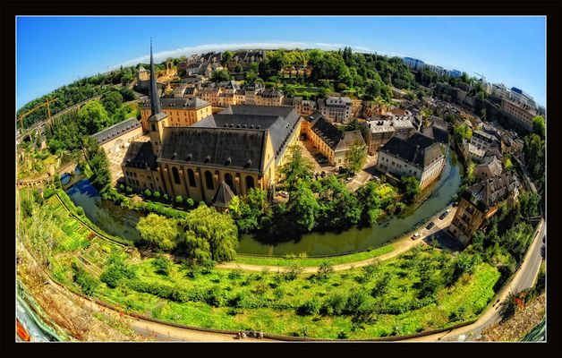 Luxembourg ( Grund )