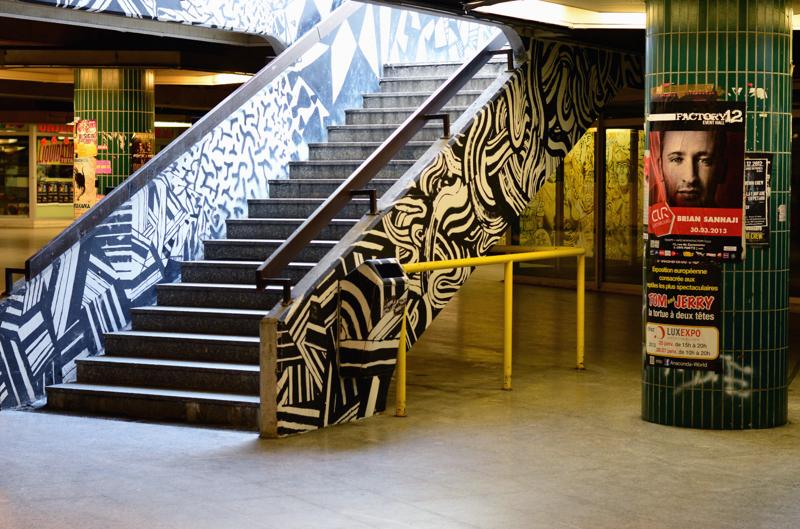 Luxembourg Underground