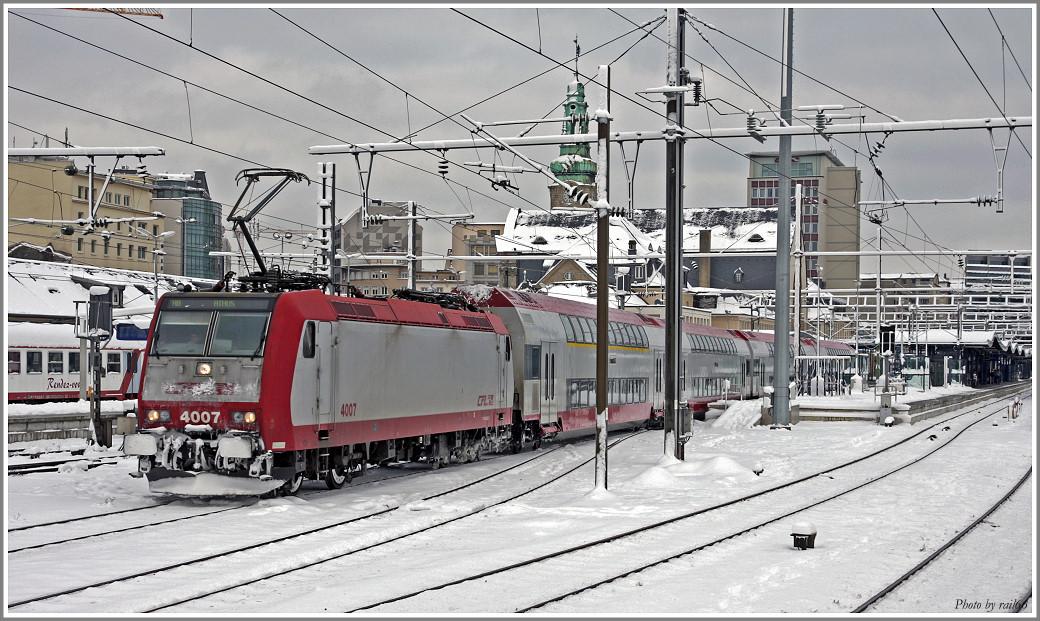 Luxembourger Wintermärchen II