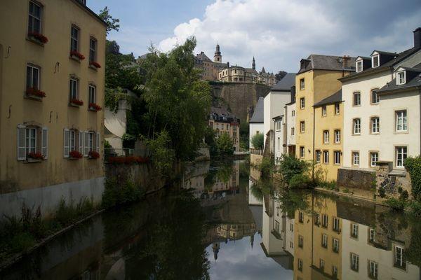 Luxemburg-Altstadt/Grund
