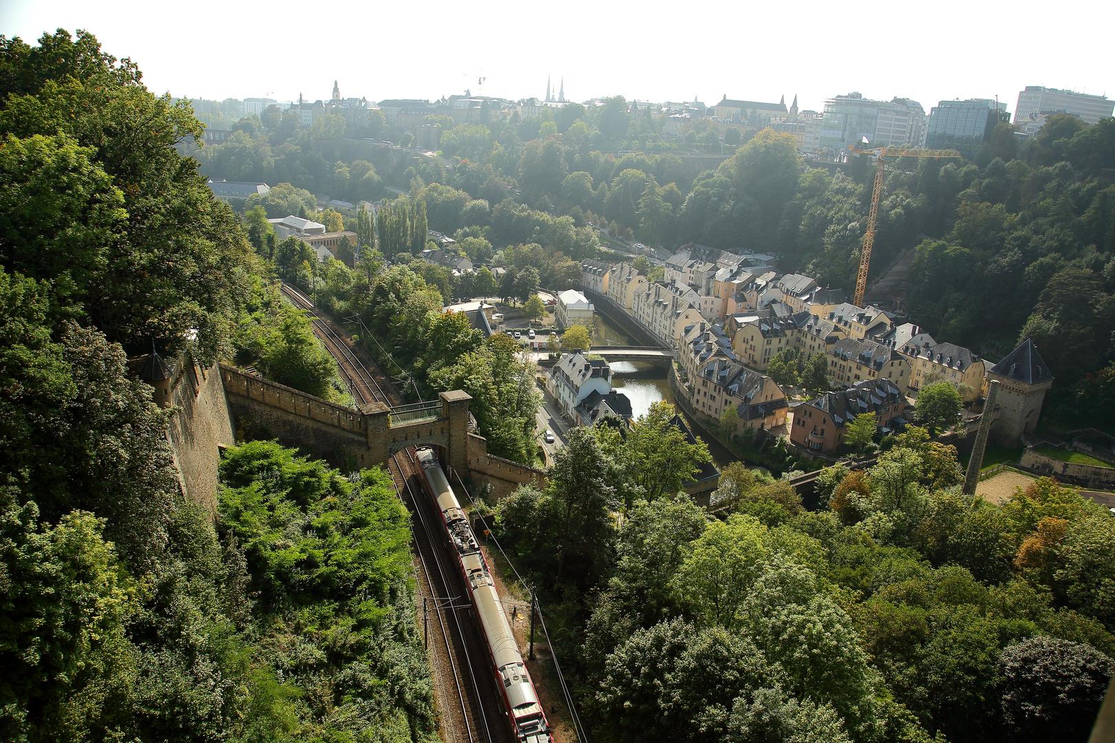 Luxemburg - Pfaffenthal