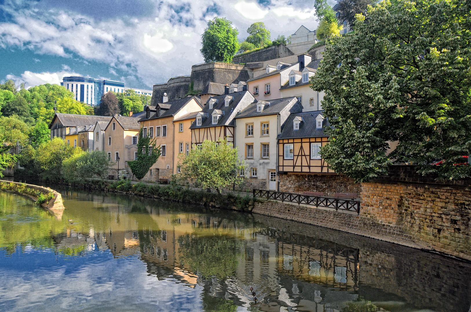 Luxemburg-Stadt: Im Grund II