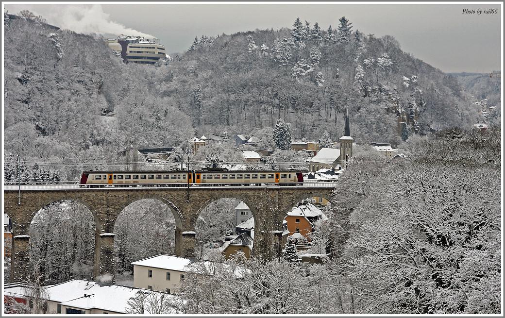 Luxemburger Wintermärchen I