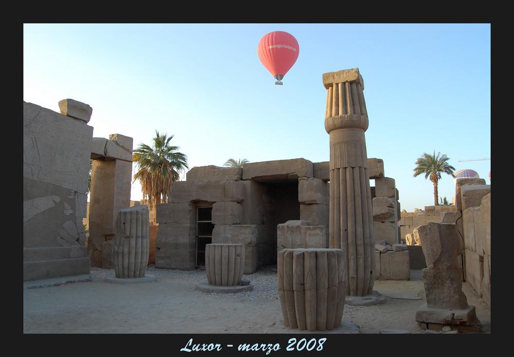 Luxor antico e moderno