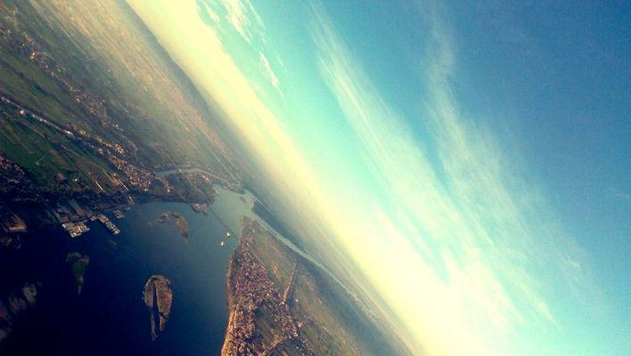 Luxor by air