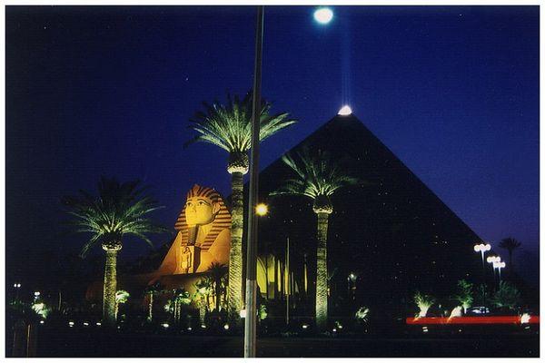 Luxor in '96
