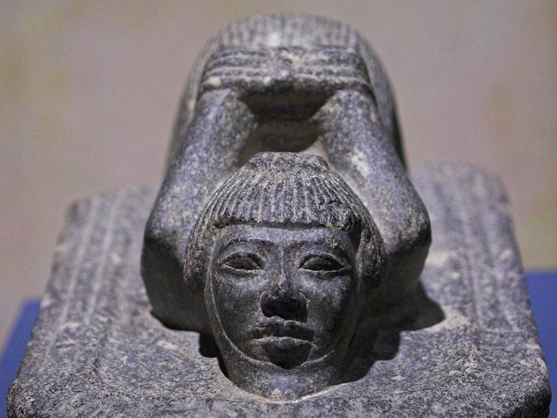 Luxor Museum - Tagedieb