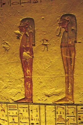 Luxor Tal der Könige