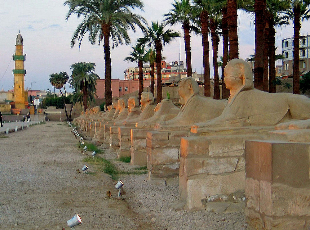 Luxor Tempel 6