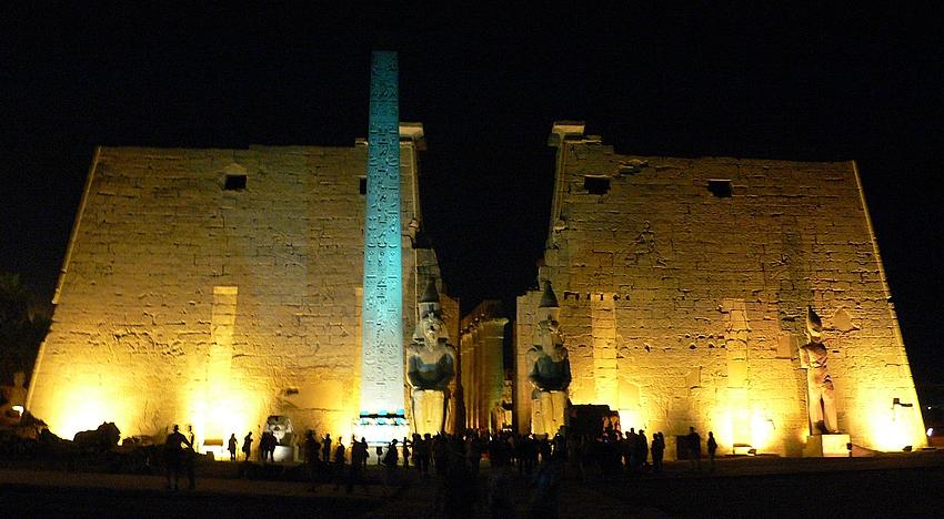...Luxor Tempel...