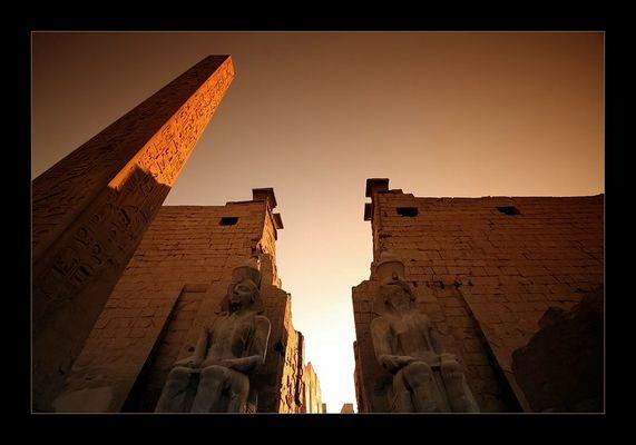 [ Luxor Tempel ]