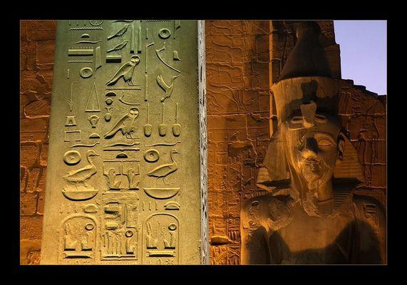 [ Luxor Tempel ]²