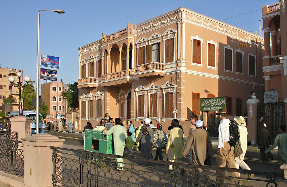 Luxor verändert sich – ob zum Positiven???