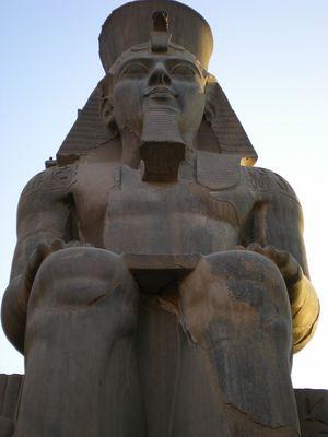Luxortempel Ramses II