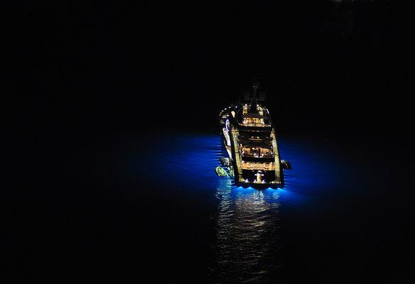 Luxus bei Nacht