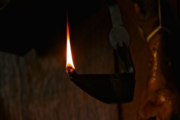 Luz de candil