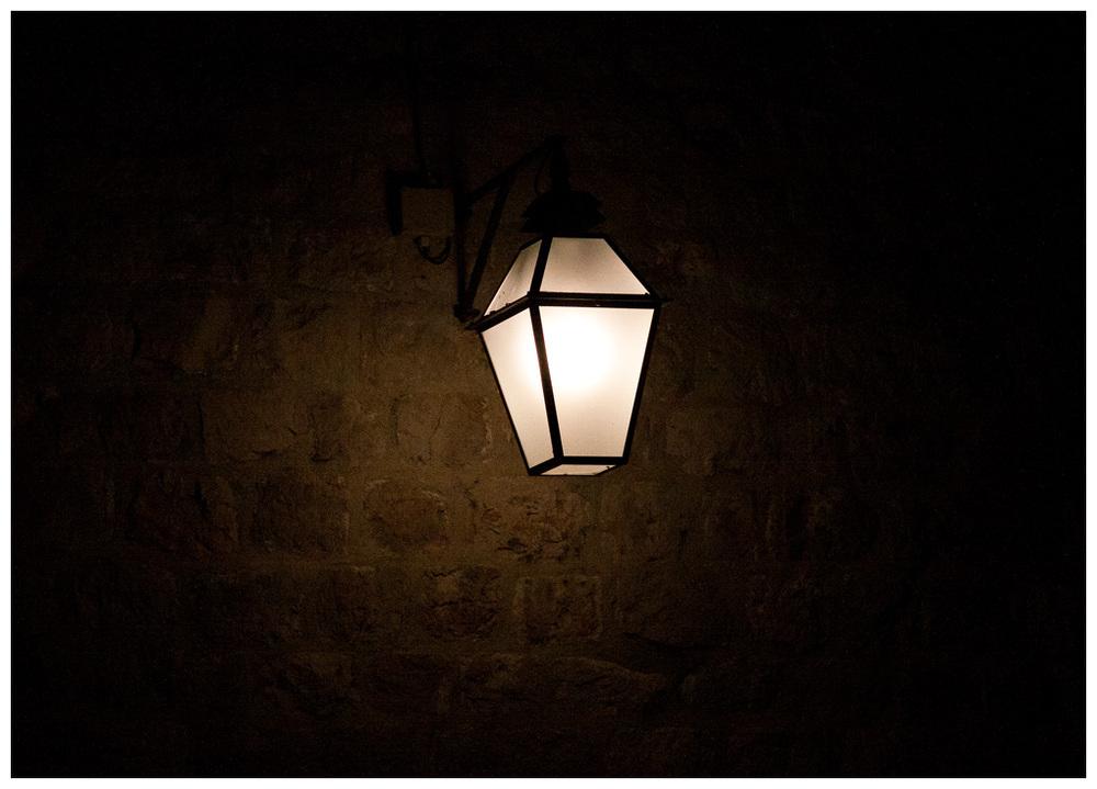 Luz en la Escuridad