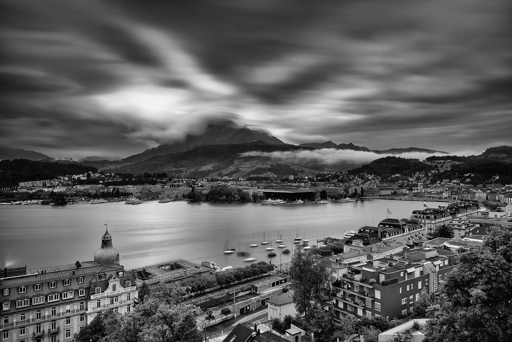 ... Luzern Black & White ...