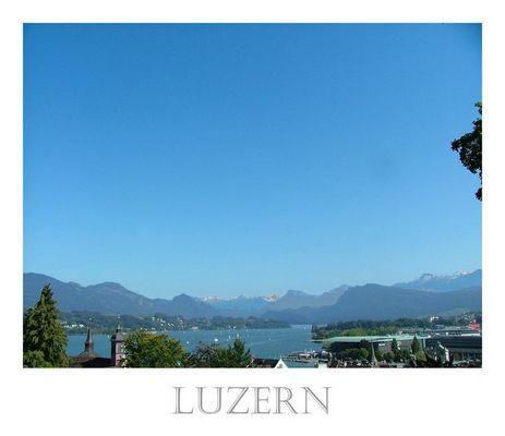 Luzern - lucerne (CH)