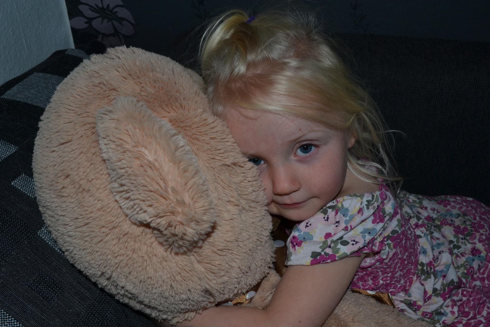 Lyienne und der Bär