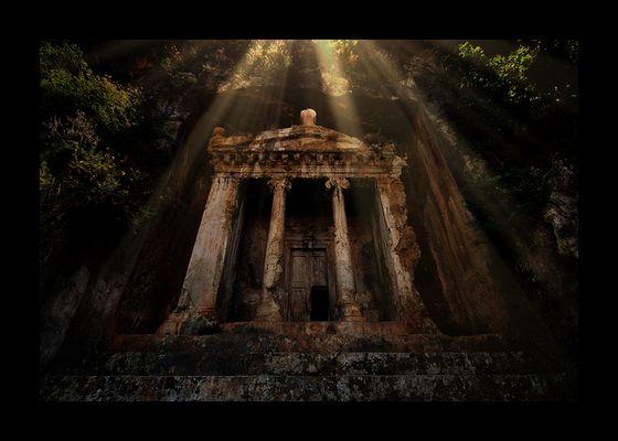 Lykische Felsengräber von Fethiye