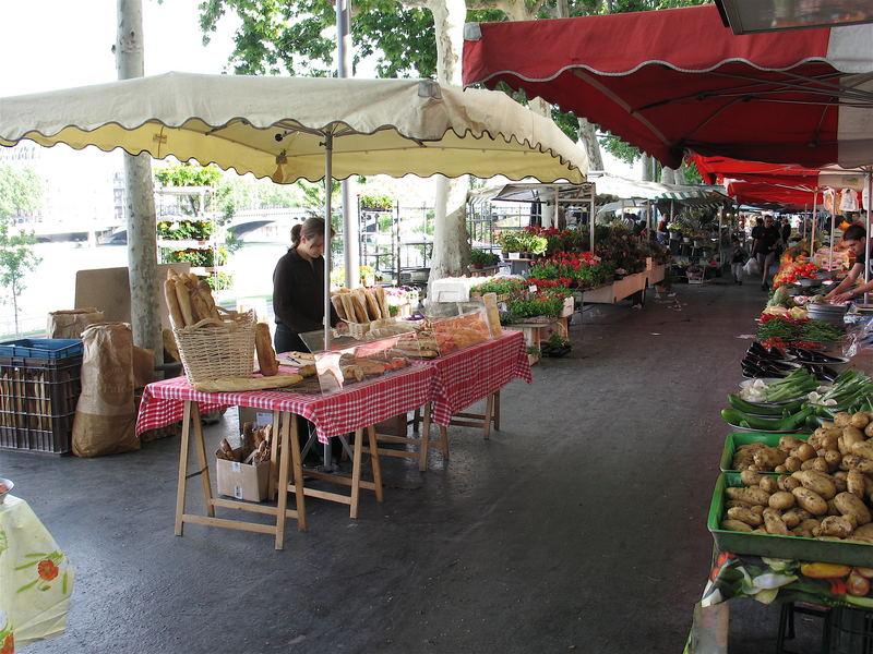 Lyon, eine kulinarische Hauptstadt in Europa - das neue Rhôneufer 4