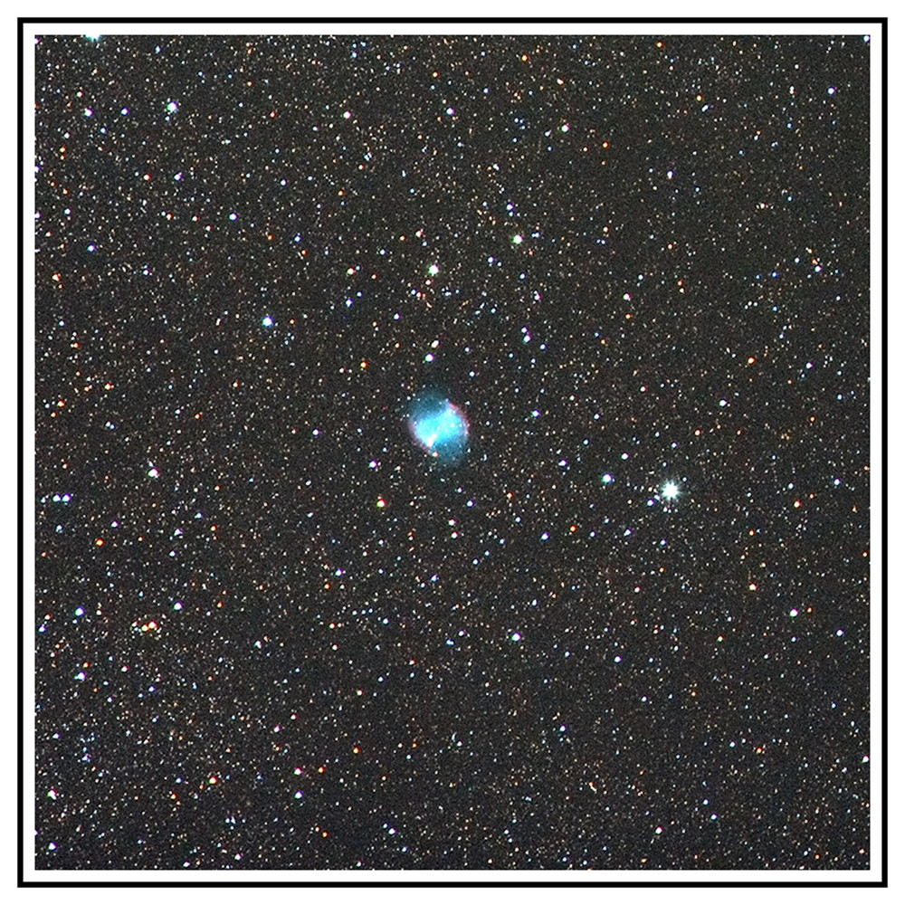 M 27 am 15.09.07 ( Ausschnittvergrößerung )