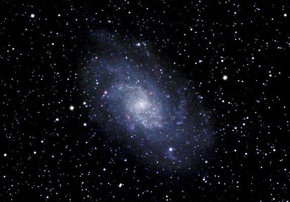 M-33 la galassia del Triangolo