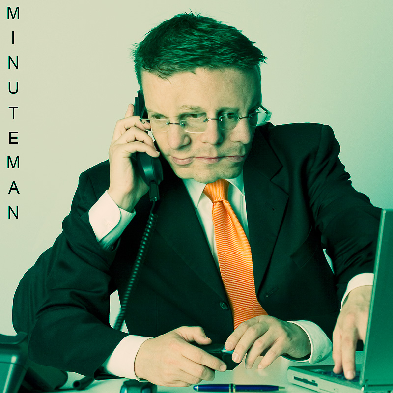 M I N U T E M A N (Remix 2007)