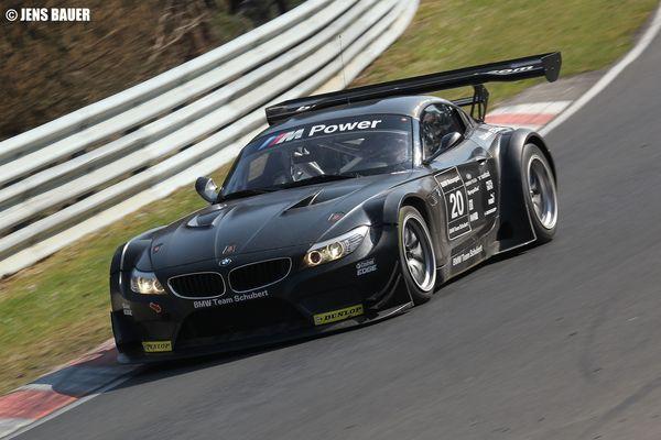 """"""" M-Power """" VLN Test: BMW Z4 GT3"""