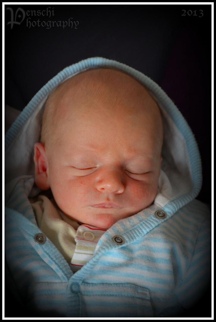 M. so friedlich können nur Babies sein!!!!
