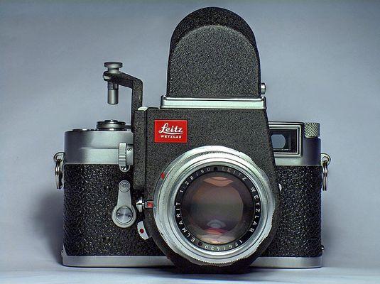 M3 + Visoflex ... die Front