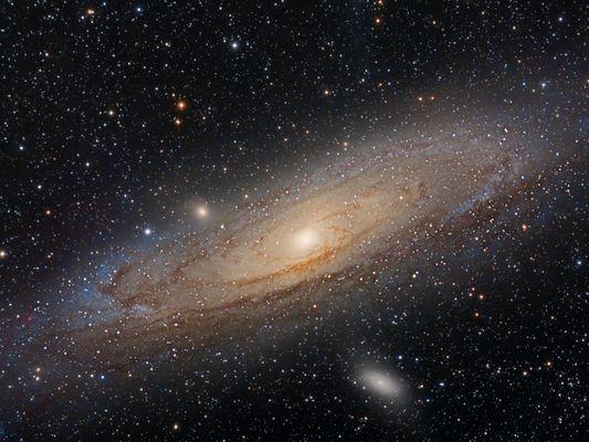 M31 - der Andromedanebel