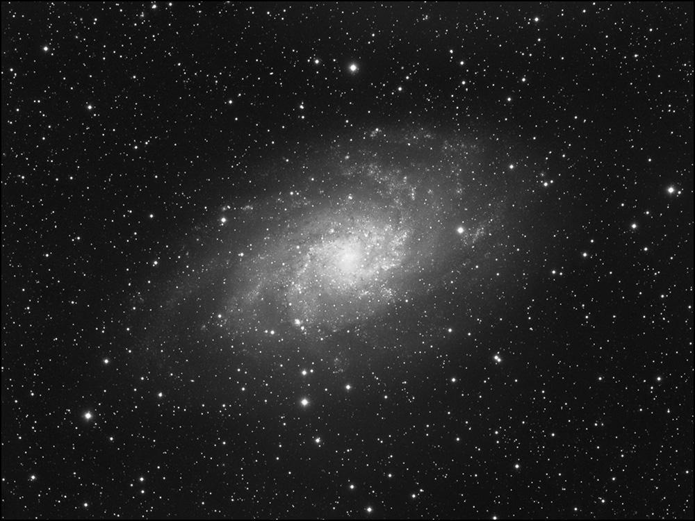 M33 - Triangulum Galaxie