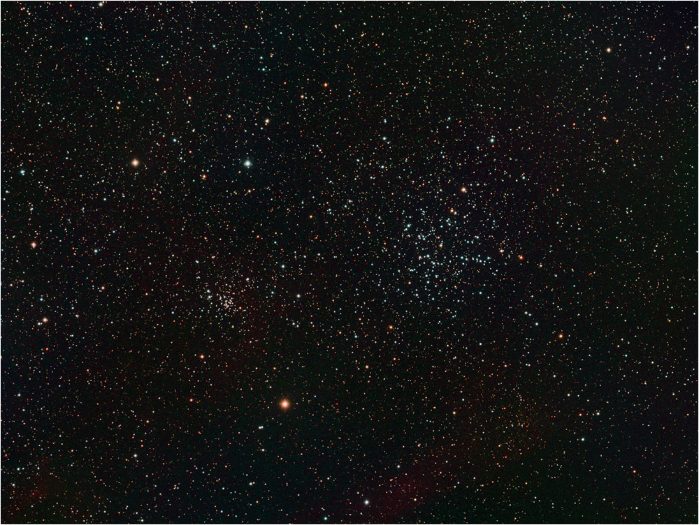 M38, NGC1907, etc