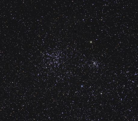 M38 und NGC 1907 (Ausschnitt)