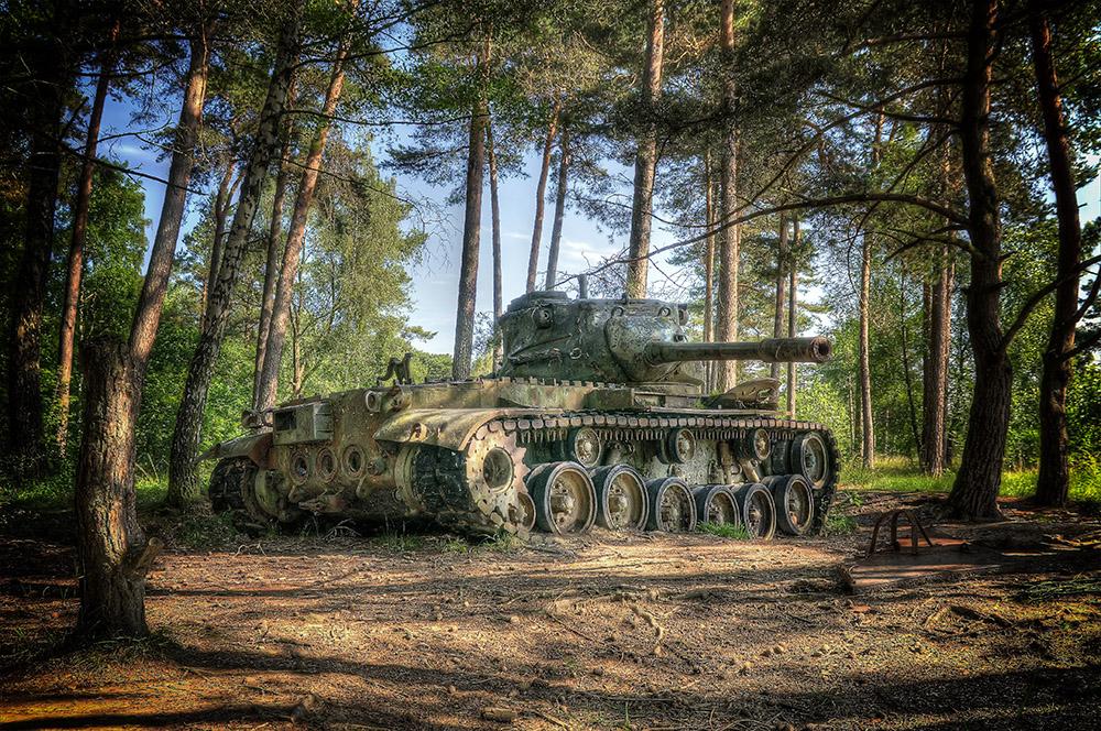 ~ M47 Patton ~