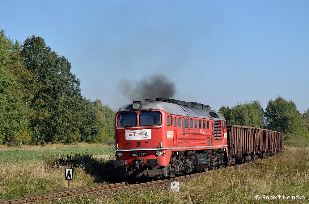 M62-1812 am 03.10.2013 in Polen