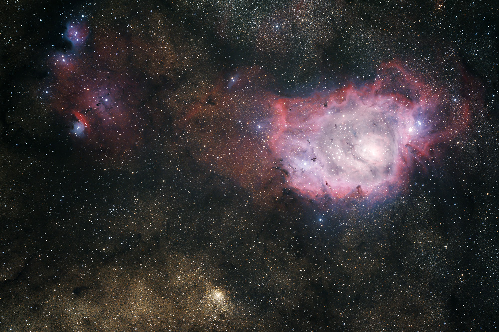M8 - Lagunennebel