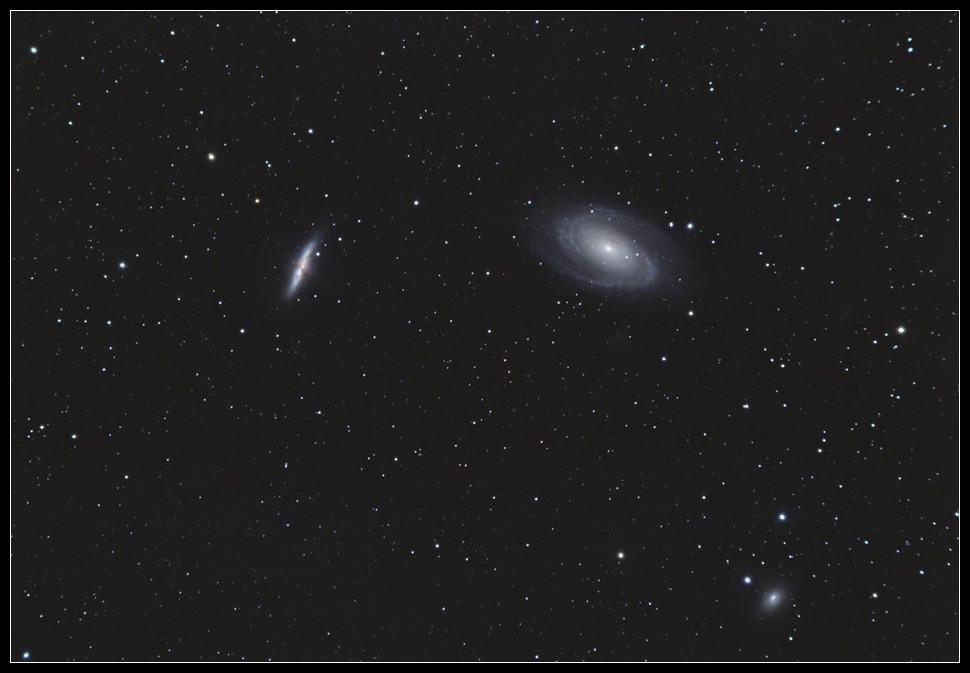 M81 & M82 - Juwelen des Galaxienfensters