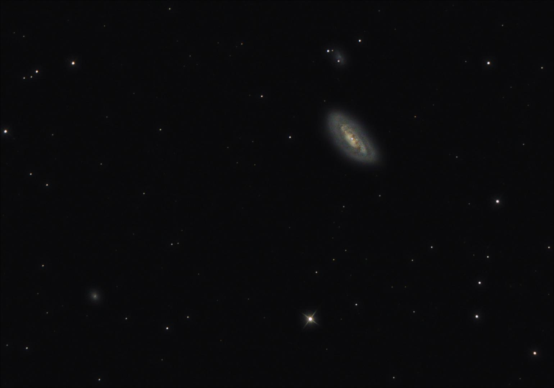 M90 - Spiral Galaxy